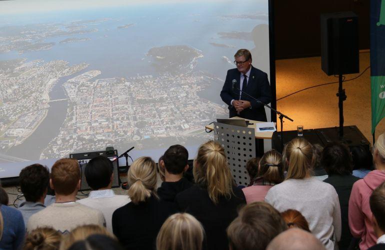 Ordfører Harald Furre, Kristiansand kommune