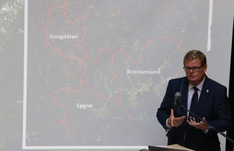 Ordfører Harald Furre