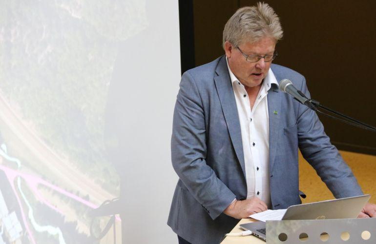 Ordfører Johnny Grebesland, Songdalen kommune