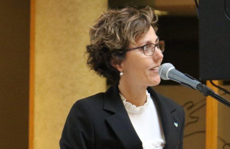 Ordfører Astrid Hilde, Søgne kommune